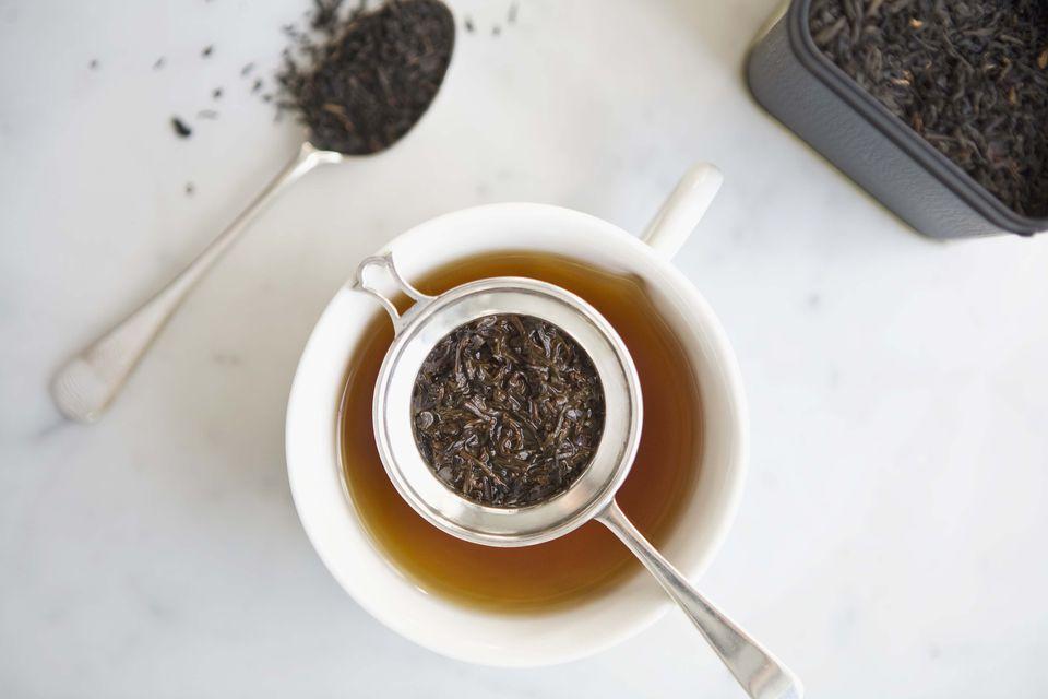 آیا چای حاوی نیکوتین است ؟